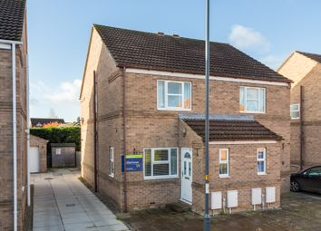 Thumbnail 2 bed semi-detached house for sale in Rosemary Court, Easingwold, York