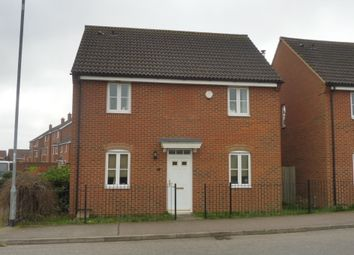 Thumbnail 4 bed detached house for sale in Falcon Drive, Old Stratford, Milton Keynes