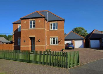 Thumbnail 4 bed detached house for sale in 14, Fir Court Drive, Churchstoke, Montgomery, Powys