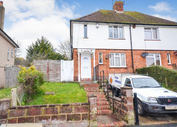 Thumbnail 3 bed property for sale in Command Road, Eastbourne