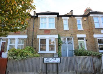 Thumbnail 2 bed maisonette to rent in Florence Road, London