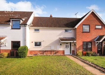 3 bed terraced house for sale in Farriers Close, Martlesham Heath, Ipswich IP5