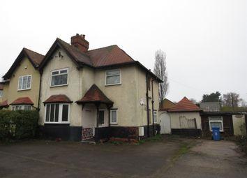 Thumbnail 3 bed semi-detached house for sale in Manton Villas, Worksop