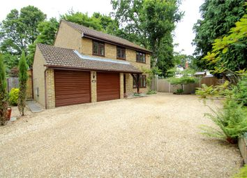 Thumbnail 4 bed detached house for sale in Ferniehurst, Camberley, Surrey