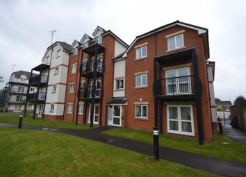 Thumbnail 1 bed flat for sale in Gladstone Street, Warrington
