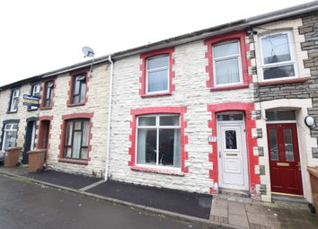 3 bed terraced house for sale in Jubilee Road, Elliots Town, New Tredegar NP24