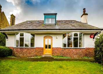 Thumbnail 4 bed detached house for sale in Oldfield Road, Honley, Holmfirth