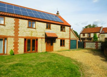 Thumbnail 4 bed property to rent in Hythe Road, Methwold, Thetford