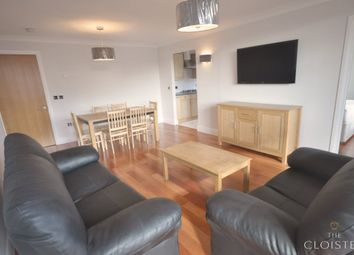 Thumbnail 3 bed flat to rent in North Bank, London