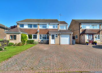 4 bed semi-detached house for sale in Rides Court, Moulton, Northampton NN3