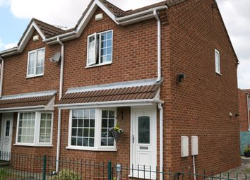 Thumbnail 2 bedroom semi-detached house for sale in Abbey Street, Hull, East Riding Of Yorkshire