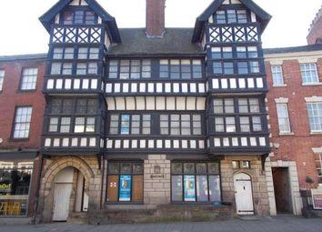Thumbnail 2 bedroom maisonette for sale in St. Edward Street, Leek