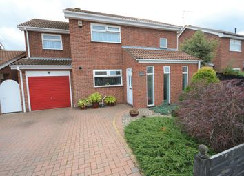 Thumbnail 4 bed detached house for sale in Beeching Drive, Lowestoft