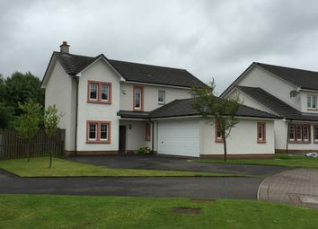 Thumbnail 4 bed detached house to rent in Heatherbank Avenue, Gartcosh, Glasgow