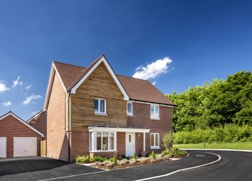 """Thumbnail 4 bedroom detached house for sale in """"Layton"""" at Langmore Lane, Lindfield, Haywards Heath"""