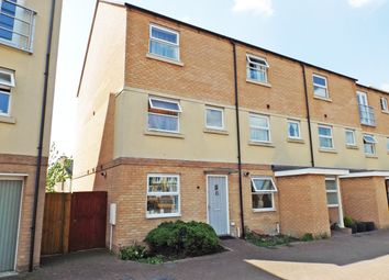 Thumbnail 4 bed end terrace house for sale in Lancaster Gate, Upper Cambourne, Cambourne, Cambridge
