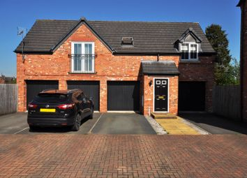Thumbnail 2 bed maisonette for sale in Lime Wood Close, Chester