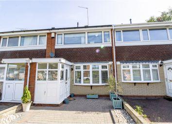 Thumbnail 3 bedroom terraced house for sale in Broadway, Finchfield, Wolverhampton