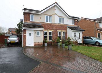Thumbnail 3 bedroom semi-detached house for sale in The Warren, Fulwood, Preston, Lancashire