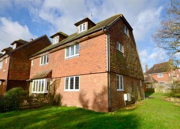 Thumbnail 3 bed end terrace house for sale in Albion Road, Marden, Tonbridge, Kent