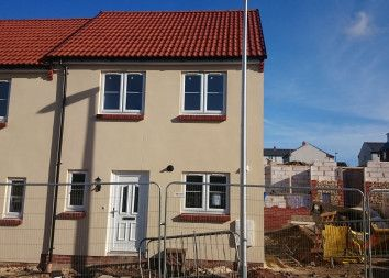 Thumbnail 2 bed semi-detached house for sale in Morton Way, Boxfield Road, Axminster