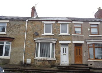 Thumbnail 3 bed terraced house to rent in Albert Street, Shildon