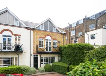 Thumbnail 4 bed town house for sale in Brecon Mews, Brecknock Road, Tufnell Park