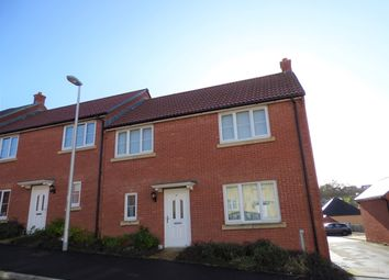Thumbnail 3 bed end terrace house for sale in Dukes Way, Axminster