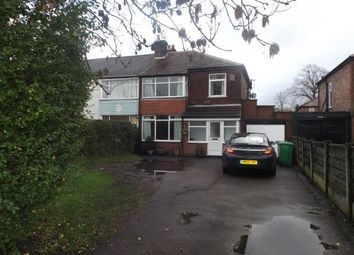 Thumbnail 3 bedroom property for sale in Princess Road, Manchester, Greater Manchester