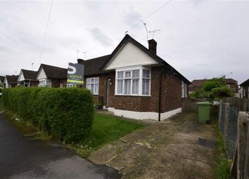 Thumbnail 2 bed semi-detached bungalow for sale in Popes Crescent, Basildon, Essex