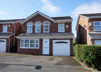 Thumbnail 4 bed detached house for sale in Minster Close, Winsford