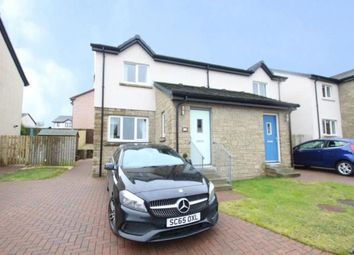 Thumbnail 2 bed semi-detached house for sale in Bard Drive, Tarbolton, South Ayrshire