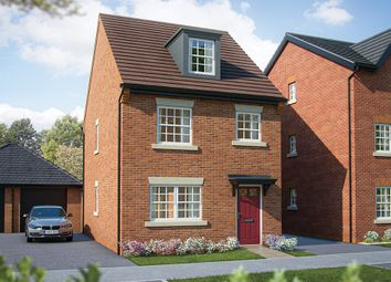 "Thumbnail 3 bed property for sale in ""The Beech"" at Turnberry Lane, Collingtree, Northampton"