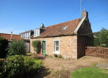 Thumbnail 3 bed cottage for sale in 18, School Road, Balmullo, Fife
