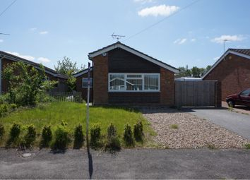 Thumbnail 3 bed detached bungalow for sale in Woodcutters Way, Lakenheath