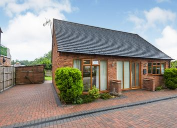 Thumbnail 2 bed detached house for sale in Hatton Fields, Hilton, Derby