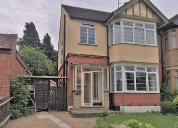 Thumbnail 3 bedroom semi-detached house to rent in Wardown Crescent, Luton