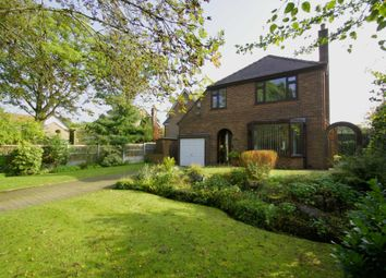 Thumbnail 3 bed detached house for sale in Regent Road, Lostock, Bolton