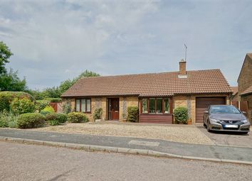 Thumbnail 2 bedroom detached bungalow for sale in Home Close, Grafham, Huntingdon