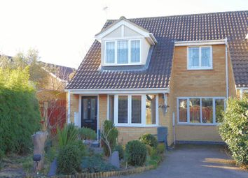 Thumbnail 3 bed semi-detached house for sale in Falcon Mead, Bicester