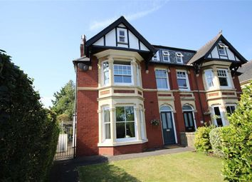 Thumbnail 5 bed semi-detached house for sale in Westlecot Road, Old Town, Swindon