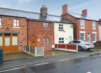 Thumbnail 2 bed terraced house for sale in Hill Top Road, Acton Bridge, Northwich, Cheshire