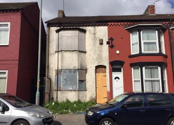 Thumbnail 3 bed terraced house for sale in 83 Thornton Road, Bootle, Merseyside