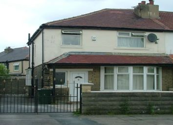 Thumbnail 3 bedroom semi-detached house to rent in Duchy Drive, Bradford 9