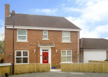 Thumbnail 6 bed detached house for sale in Wynwards Road, Abbey Meads, Swindon, Wiltshire