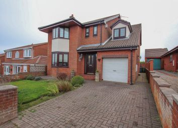 Thumbnail 5 bed detached house for sale in Carvers Court, Brotton, Saltburn-By-The-Sea