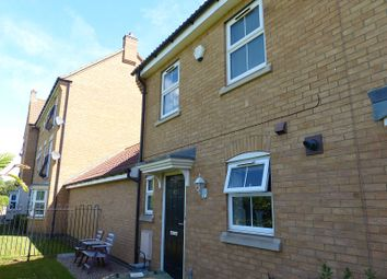 Thumbnail 3 bed semi-detached house for sale in Lyvelly Gardens, Peterborough, Cambridgeshire.