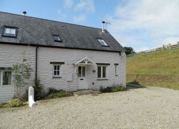 Thumbnail 3 bed semi-detached house for sale in Eglwyswrw, Crymych