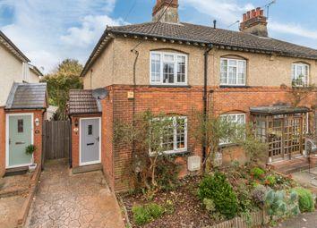 Thumbnail 3 bed end terrace house for sale in Main Road, Knockholt, Sevenoaks