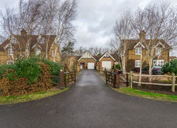 Thumbnail 4 bed link-detached house for sale in Outwood Lane, Bletchingley, Redhill, Surrey